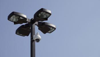 közterületi kamerás